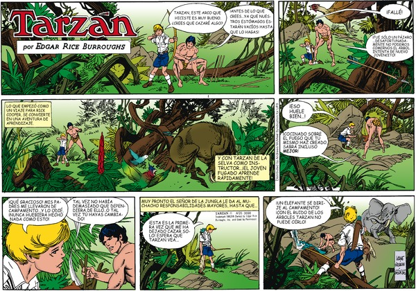 Tarzán en Español