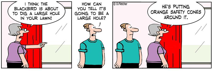 Crumb for Nov 23, 2017 Comic Strip