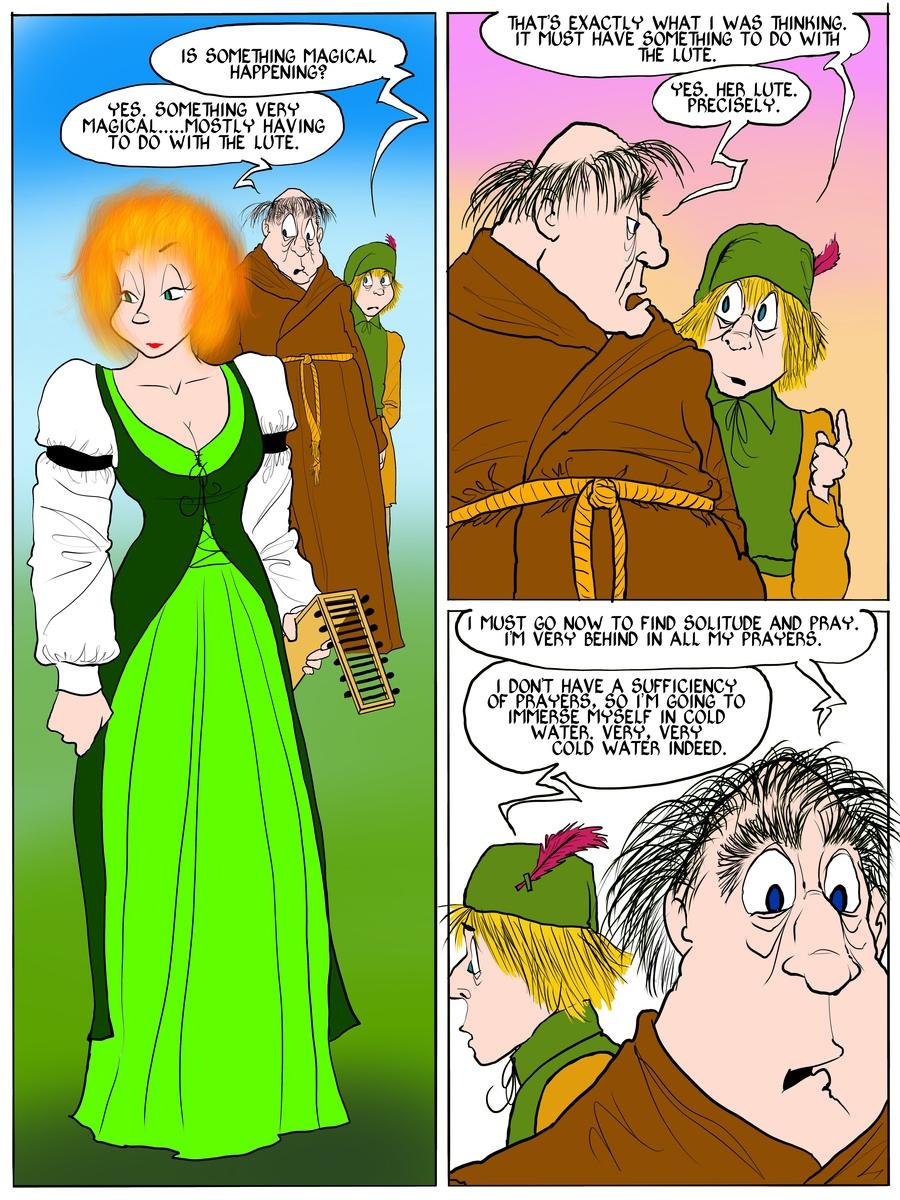 Pibgorn Comic Strip for September 03, 2019
