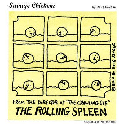 "From the director of ""The Crawling Eye""