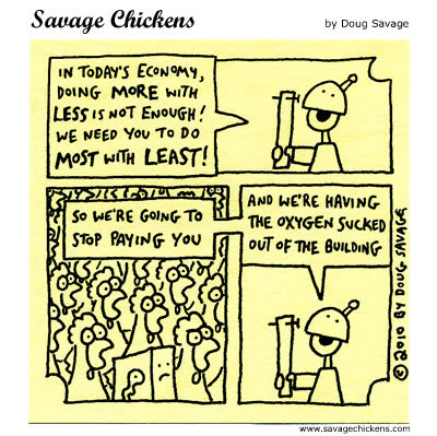 Savage Chickens