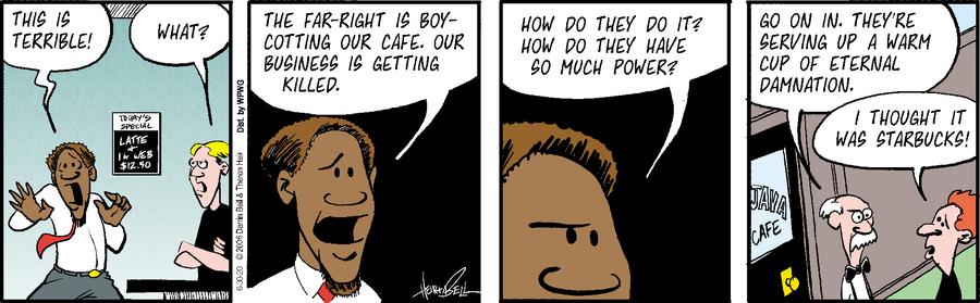 Rudy Park Comic Strip for June 30, 2020