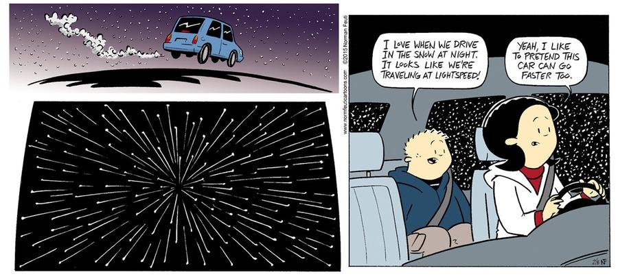 Gil Comic Strip for February 10, 2019