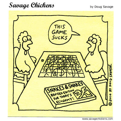 Savage Chickens Comic Strip for January 08, 2014
