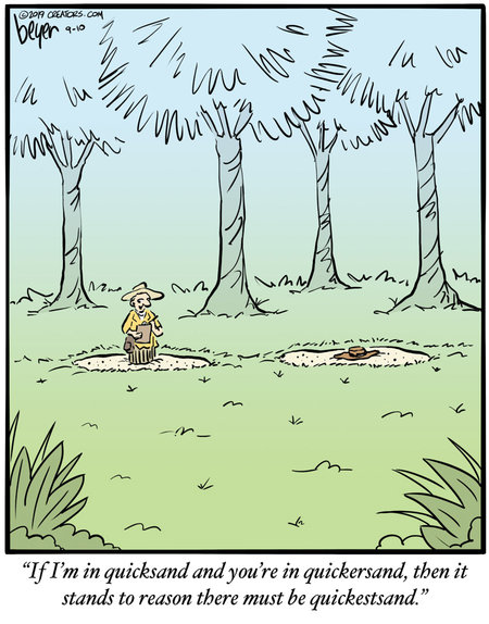 Long Story Short Comic Strip for September 10, 2019