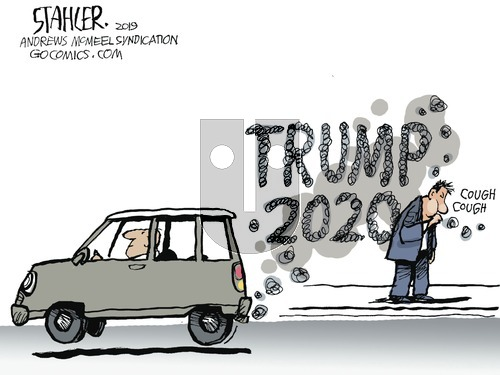 Jeff Stahler on Sunday September 22, 2019 Comic Strip