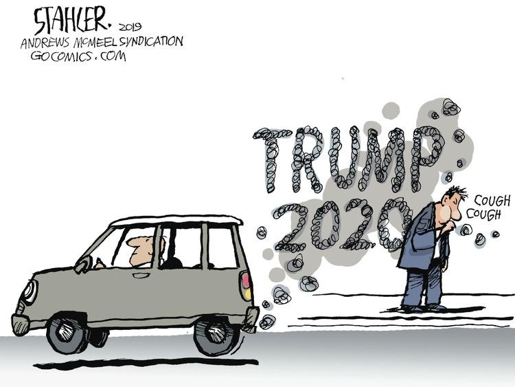 Jeff Stahler Comic Strip for September 22, 2019