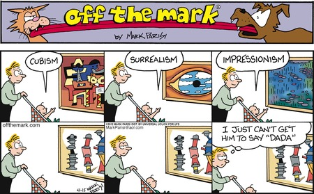 Off the Mark for Apr 15, 2012 Comic Strip