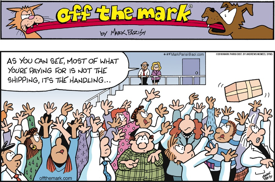 Off the Mark for Jun 24, 2018 Comic Strip