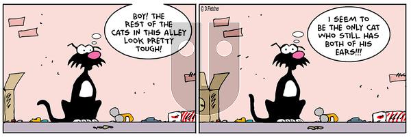 Crumb on Friday February 26, 2021 Comic Strip