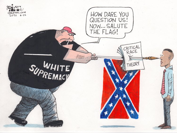 Chris Britt Comic Strip for June 23, 2021