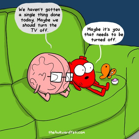 The Awkward Yeti Comic Strip for February 28, 2016