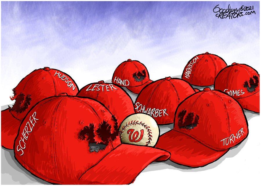 Al Goodwyn Editorial Cartoons Comic Strip for August 02, 2021