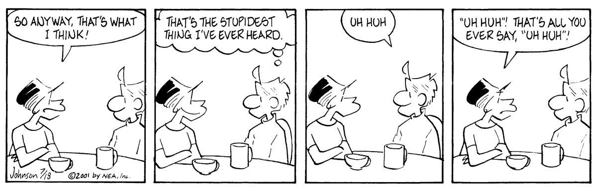 Arlo and Janis for Jul 18, 2001 Comic Strip