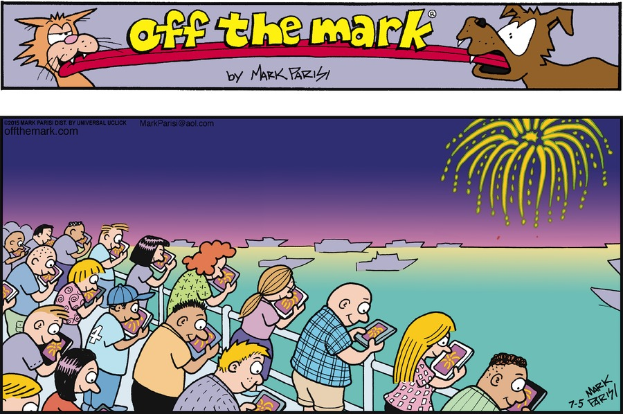 Off the Mark Comic Strip for July 05, 2015