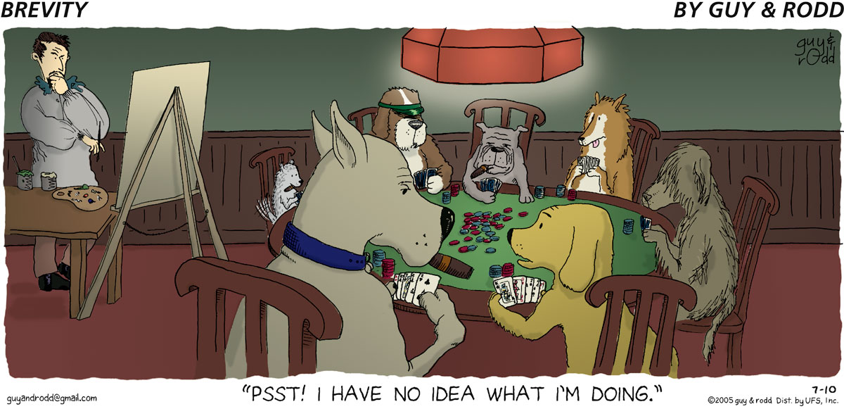 Brevity for Jul 10, 2005 Comic Strip