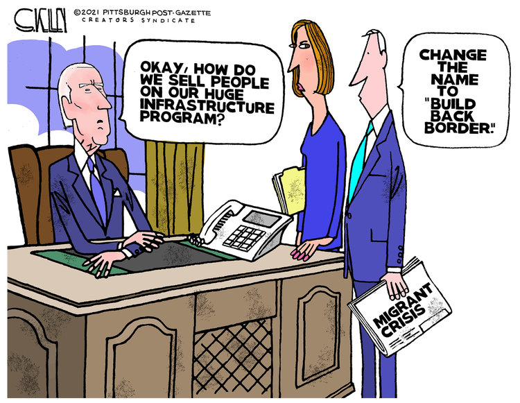 Steve Kelley Comic Strip for April 02, 2021