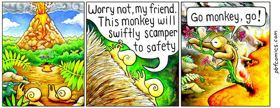Perry Bible Fellowship Comic Strip for March 07, 2016