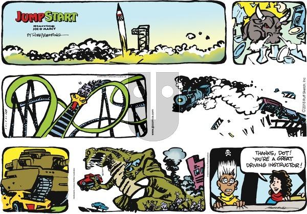 JumpStart - Sunday November 11, 2018 Comic Strip