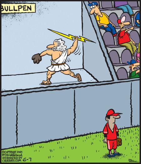 Free Range Comic Strip for June 07, 2021