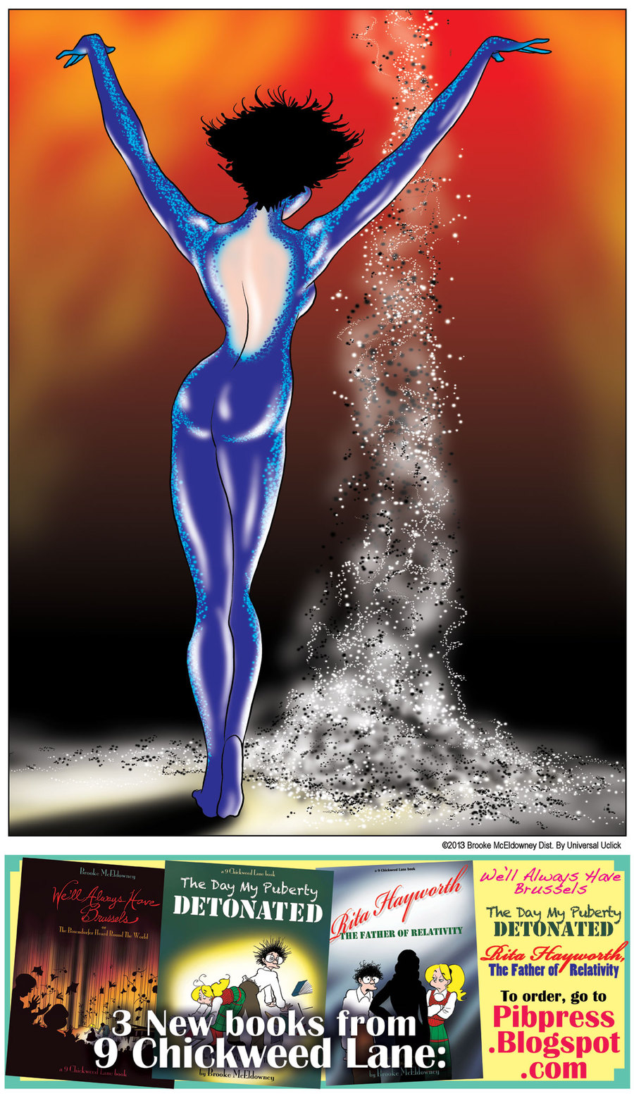 Pibgorn for Mar 21, 2013 Comic Strip