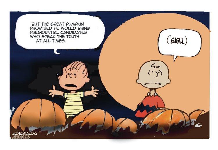 Ken Catalino for Oct 11, 2012 Comic Strip