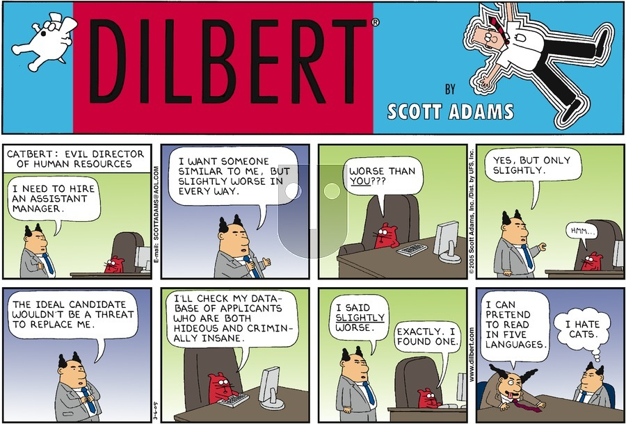 Purchase Comic Strip for 2005-03-06