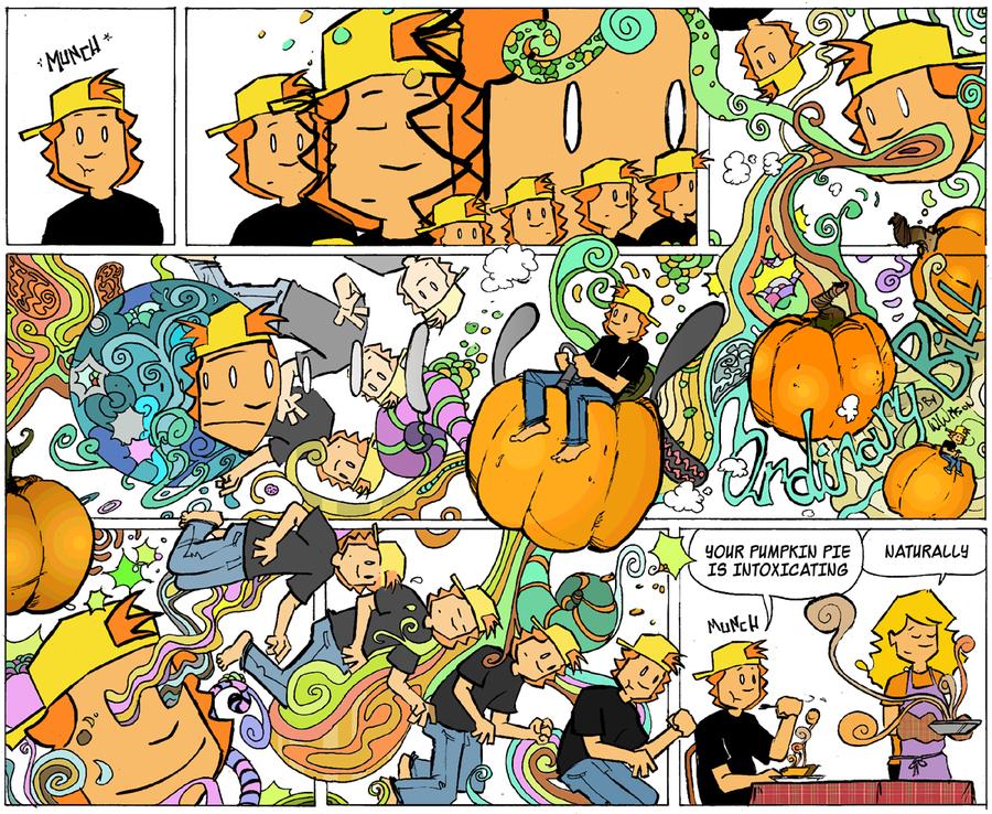 Ordinary Bill Comic Strip for November 23, 2020