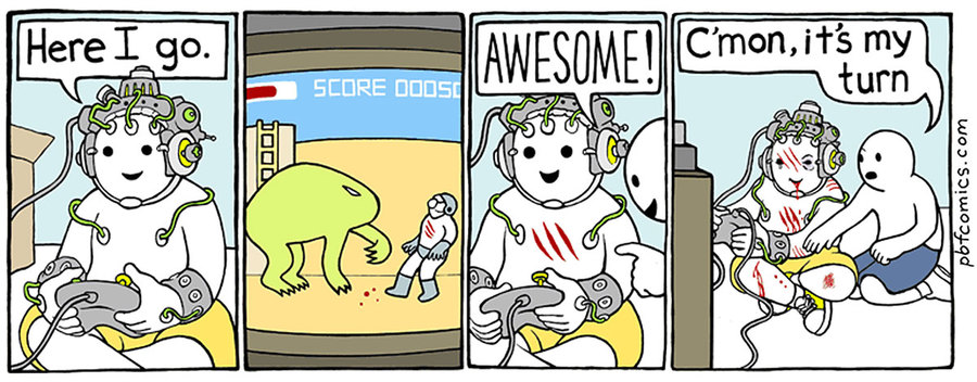 Perry Bible Fellowship Comic Strip for July 20, 2021