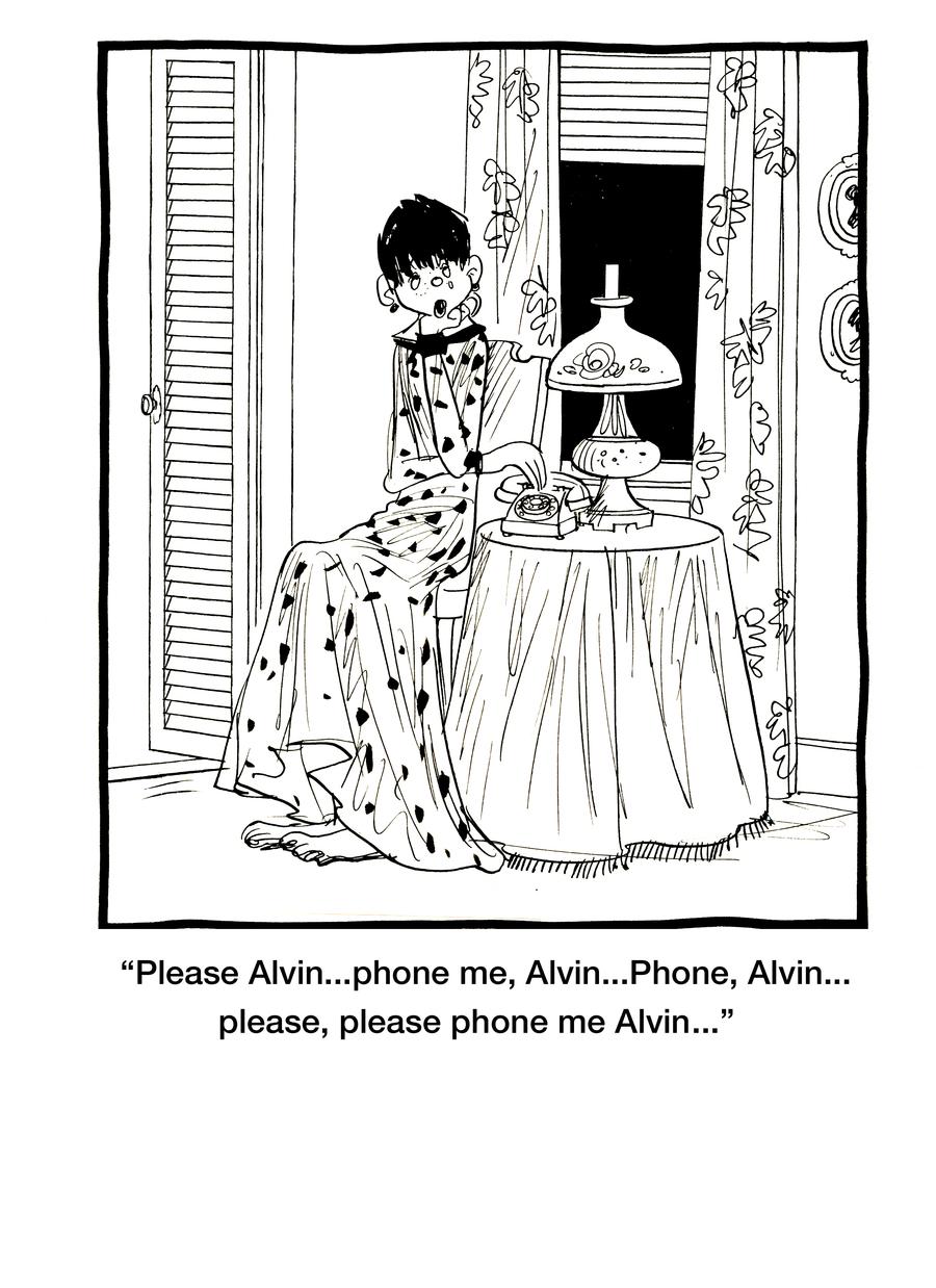 Emmy Lou for Apr 18, 2013 Comic Strip
