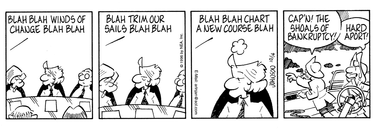 Arlo and Janis for Oct 14, 1996 Comic Strip