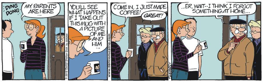 Ben Comic Strip for January 24, 2019