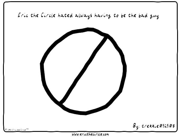 Eric the Circle by ..... for March 20, 2019