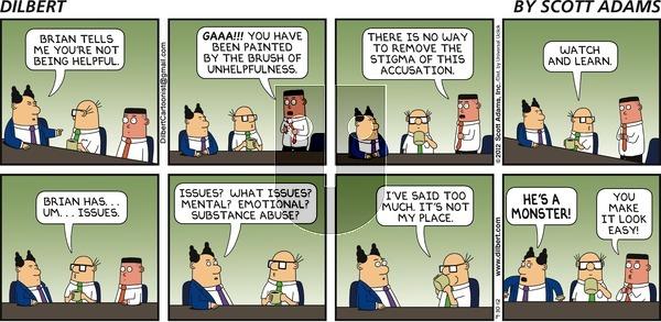 Dilbert - Sunday September 30, 2012 Comic Strip