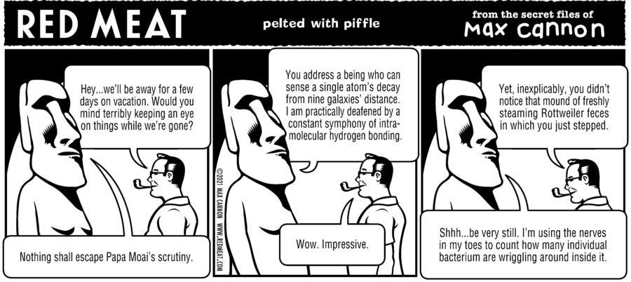 Red Meat Comic Strip for May 02, 2021