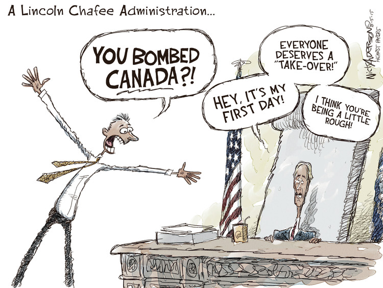 Nick Anderson Comic Strip for October 15, 2015