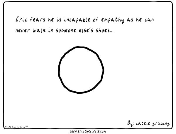 Eric the Circle Comic Strip for March 22, 2019