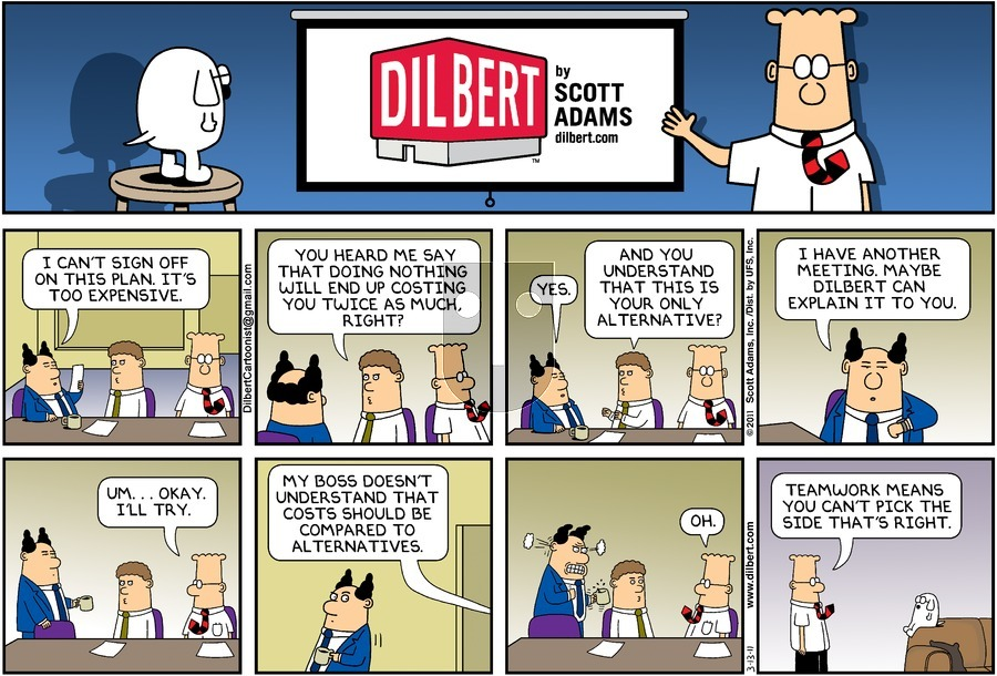 Purchase Comic Strip for 2011-03-13