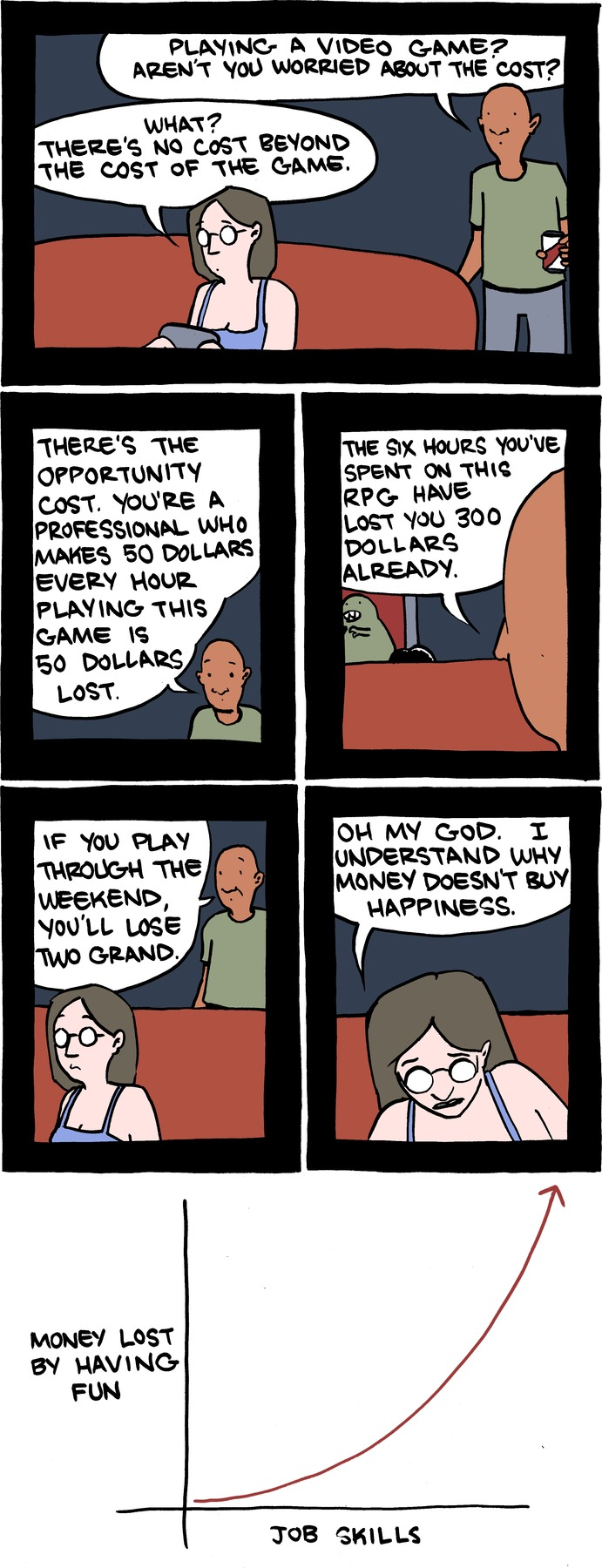 Saturday Morning Breakfast Cereal for Sep 7, 2014 Comic Strip