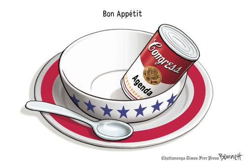 Clay Bennett |Bon Appetit