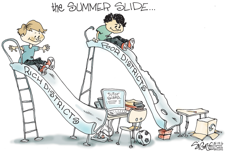 Signe Wilkinson Comic Strip for May 19, 2020