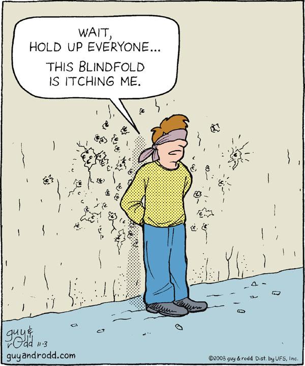 Brevity for Nov 3, 2008 Comic Strip
