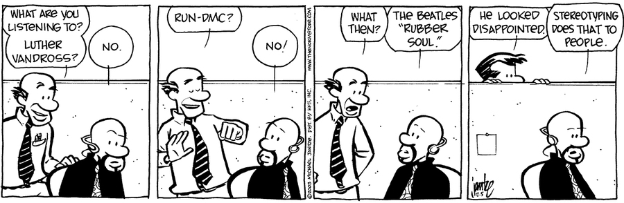 The Norm Classics Comic Strip for December 05, 2018
