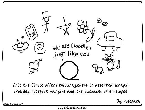 Eric the Circle for May 20, 2014 Comic Strip