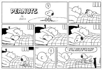 Peanuts (April 21, 1996)
