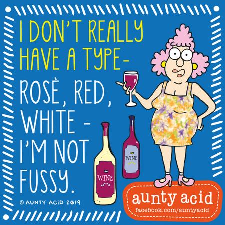 Aunty Acid Comic Strip for August 22, 2019
