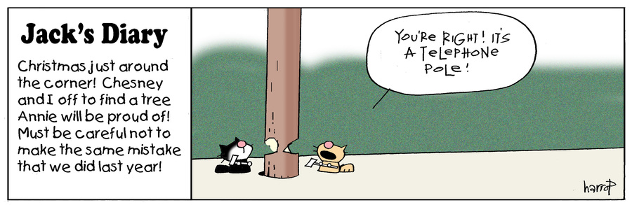 Ten Cats Comic Strip for November 26, 2020