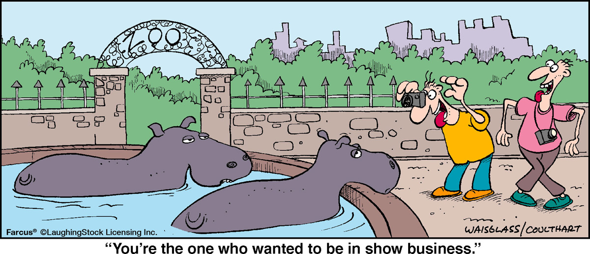 Farcus Comic Strip for December 30, 2012
