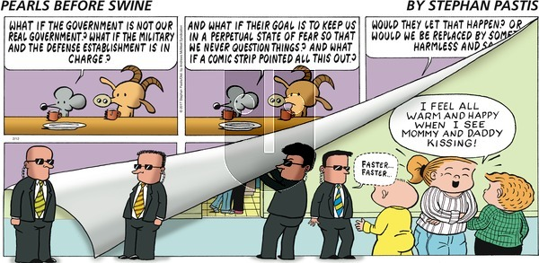 Pearls Before Swine on Sunday February 12, 2017 Comic Strip