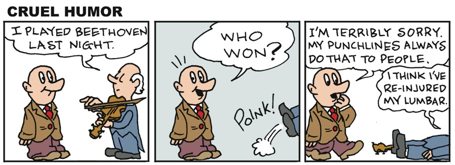 Super-Fun-Pak Comix by Ruben Bolling for March 24, 2019